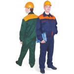 Костюм Ритм - 2  (куртка+брюки) (саржа 250 г/м2 ,100 % ХБ)