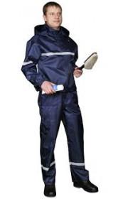 Костюм автомойщика куртка + п/комбинезон (Оксфорд 210)