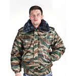 "Куртка утепленная ""Альфа"" (лес)"