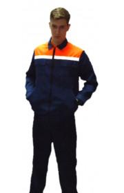 Костюм «Универсальный»( куртка с полукомбинезоном)