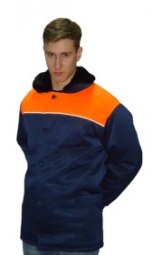"Куртка телогрейка ""Сигнал"" без капюшона"