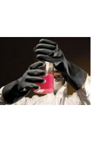 Перчатки кислотозащитные тип 1