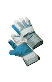 Перчатки УТЕС спилковые с наладонником