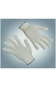Перчатки белые без ПВХ