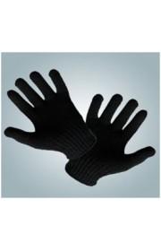 Перчатки зимние полушерстяные двойные