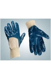 Перчатки х/б Нитрос с нитриловым покрытием ладони, трикотажные манжеты