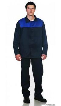 """Костюм """"Рабочий"""" ( куртка с брюками ) 100 % хлопок"""