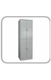 Шкаф металлический для одежды ШКА – 24