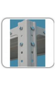 Стойка МС-750 для металлического стеллажа